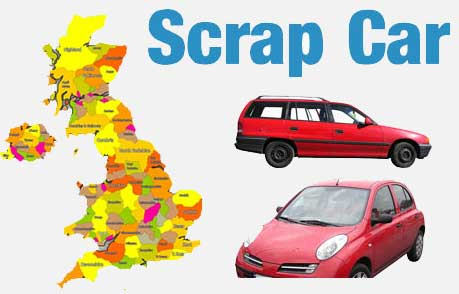 UK Scrap Car