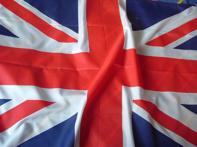 Union Jack British Flag