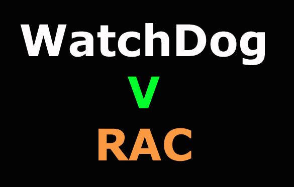 Watchdog V RAC batteries